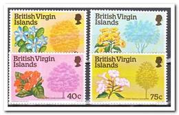 Britse Maagdeneilanden 1978, Postfris MNH, Trees - Britse Maagdeneilanden