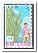 Britse Maagdeneilanden 1969, Postfris MNH, Cacti - Britse Maagdeneilanden