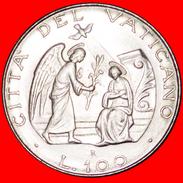 √ ARCHANGEL: VATICAN ★ 100 LIRE 1987 MINT LUSTER! LOW START ★ NO RESERVE! John Paul II (1978-2005) - Vaticano