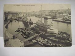 CPA  PORT MILITAIRE  BREST Vue Générale De L'Arsenal 1905 T.B.E. - Brest