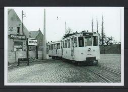 Mol Moll  Antwerpen TRAM REPRODUCTION - Mol