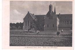 Achel : St-Bénédictus Abdij Refter Met Ziekenkapel - Hamont-Achel