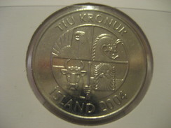 10 Kr 2004 Fishes ICELAND Islande Coin - Iceland