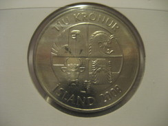 10 Kr 2008 Fishes ICELAND Islande Coin - Iceland