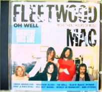 Double CD Fleetwood Mac Oh Well Greatest Hits Live - Musique & Instruments