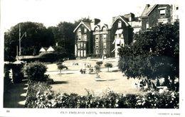 CUMBRIA - WINDERMERE - THE OLD ENGLAND HOTEL RP Cu1185 - Cumberland/ Westmorland