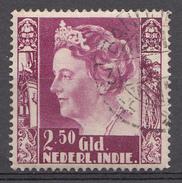 Indes Néerlandaises 1934 Nvph Nr. 210 Koningin Wilhelmina  Oblitérés /Used / Gestempeld - Niederländisch-Indien