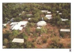 BURKINA FASO - MONASTERE DES BENEDICTINES NOTRE DAME DE KOUBRI - OUAGADOUGOU - Vue Aérienne Du Monastère......... - Burkina Faso
