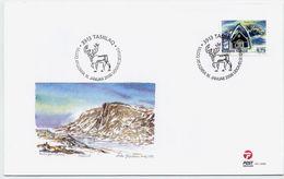 GREENLAND 2006 250th Anniversary Of Sisimiut On FDC.  Michel 458 - FDC