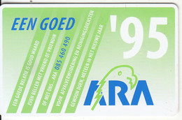 "NETHERLANDS(chip) - ARA ""95, Tirage 4030, Used - Paesi Bassi"