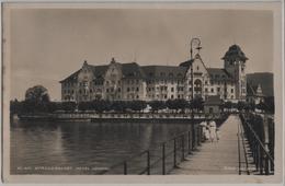 Strandpalast - Hotel Lochau - Belebt - Photo: Risch-Lau - Lochau