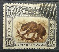 North Borneo Sun Bear - North Borneo (...-1963)