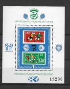 1979 MNH Bulgaria, Postfris - Blocks & Sheetlets