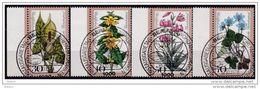 Duitsland 1978 Nr 829/832 G, Zeer Mooi Lot Krt 3831 - [7] République Fédérale