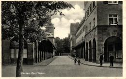 Giessen, Marktlauben, Ca. 30er/40er Jahre - Giessen