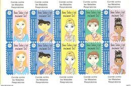 HB-P 236 FRANCE Rare Carnet De 10 Timbres Campagne Du Timbre 2002-03 Départ à Moins De La Faciale ! - Carnets