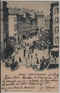 Geneve - Rue De Coutance - Animee - Photo: Charnaux Freres No. 1300 - GE Genf
