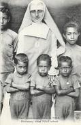 Missionnaires Du Sacré-Coeur D'Issoudun, Papouasie-Nouvelle-Guinée, Soeur Missionnaire école De Yule - Missions