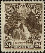 Newfoundland Scott #144, 1924, Hinged - 1908-1947