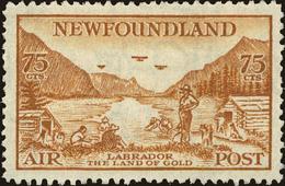 Newfoundland Scott #C17, 1933, Hinged - Newfoundland