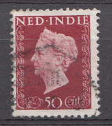 Indes Néerlandaises 1948 Nvph Nr. 342 Koningin Wilhelmina  Oblitérés /Used / Gestempeld - Niederländisch-Indien