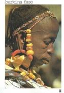 BURKINA FASO - NOUNA - La Richesse Culturelle Peulh Est Renommée........... - FEMME - FILLE - AFRICAINE - Burkina Faso