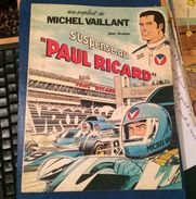 PAUL RICARD-MICHEL VAILLANT-1972 - Vaillant