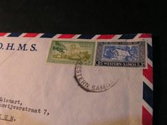 Samoa Cv. OHMS 1950 ? - Samoa (Staat)