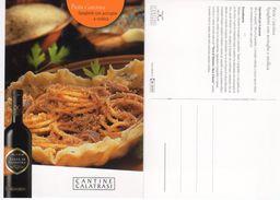"""""""Pasta C'anciova """" ( Spaghetti Con Acciughe E Mollica) - Küchenrezepte"""