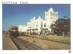 BURKINA FASO - BOBO-DIOULASSO - La Gare Coté Voies - Train - Burkina Faso