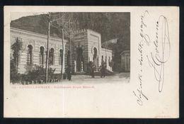 CASTELLAMMARE DI STABIA - 1902 - STABILIMENTO ACQUE MINERALI - Castellammare Di Stabia