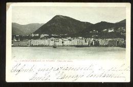 CASTELLAMMARE DI STABIA - INIZI 900 - VISTA DAL MARE - Castellammare Di Stabia