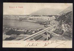 CASTELLAMMARE DI STABIA - 1909 - PANORAMA (1) - Castellammare Di Stabia