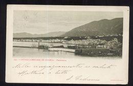 CASTELLAMMARE DI STABIA - 1905 - PANORAMA (2) - Castellammare Di Stabia