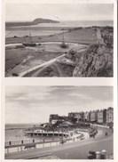 WESTON SUPER MARE - MADEIRA COVE DUAL VIEW - Weston-Super-Mare