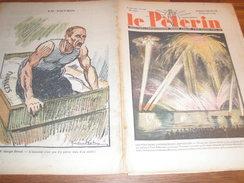 GEORGES BONNET /EXPOSITION /BOULOGNE SUR MER INCENDIE FOYER DU MARIN  /PELERIN - Livres, BD, Revues
