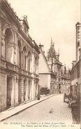 18 - Bourges - Le Théâtre - Le Palais Jacques Coeur - Bourges