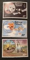 Solomon Islands   - MNH**  - 1987 - # 602/604 - Solomon Islands (1978-...)