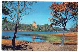 RHODESIA/ZIMBABWE - MITSHELELI DAM,MATOPOS NATIONAL PARK / THEMATIC STAMP-TOBACCO - Zimbabwe
