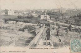 Chazelles Sur Lyon (loire) Vue Générale - Sonstige Gemeinden