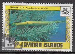 CAYMAN ISLANDS      SCOTT NO  405     USED       YEAR   1978 - Cayman Islands