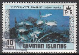 CAYMAN ISLANDS      SCOTT NO  413     USED       YEAR   1978 - Cayman Islands