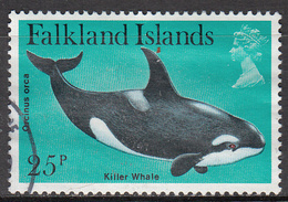 FALKLAND ISLANDS     SCOTT NO  303     USED       YEAR   1980 - Falkland