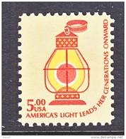 US  1612   **  OIL   LANTERN - United States