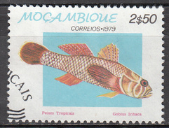 MOZAMBIQUE    SCOTT NO  644      USED       YEAR   1979 - Mozambique