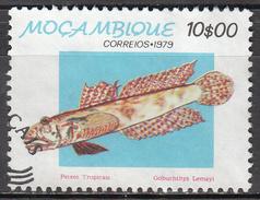 MOZAMBIQUE    SCOTT NO  646      USED       YEAR   1979 - Mozambique
