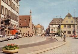 STRASBOURG - LA PLACE DU CORBEAU - Strasbourg