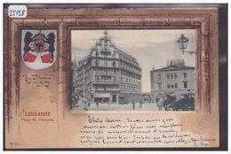 LAUSANNE - PLACE ST FRANCOIS - TB - VD Vaud