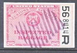 U.S.  CUSTOMS  1    (o) - United States