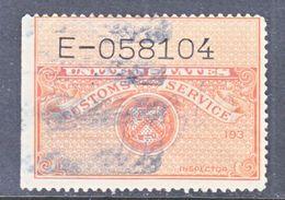 U.S.  CUSTOMS  3    (o) - United States